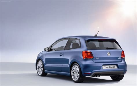 volkswagen polo wallpaper 2013 volkswagen polo bluegt wallpapers pictures pics