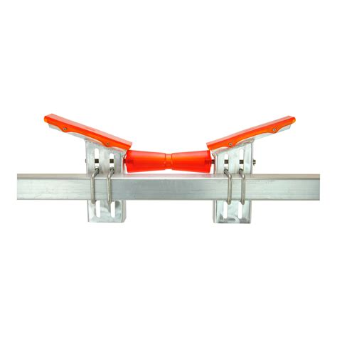 bolt on boat trailer rollers ultimate aluminum and stainless steel boat trailer v guide