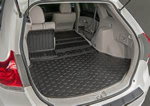 Cargo Liner For Toyota Venza Toyota Canada Venza Gt Options Accessory Pricing