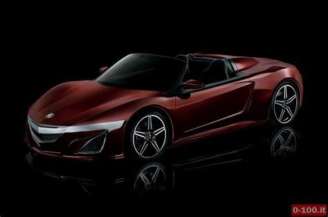acura supercar avengers acura nsx convertible concept l auto di tony stark 0