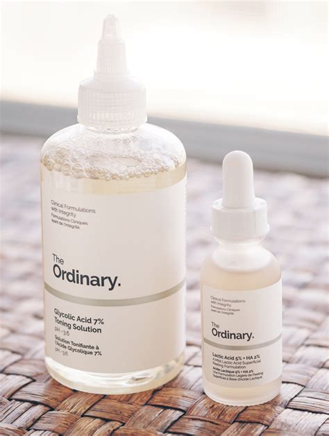 Termurah The Ordinary Glycolic Acid 7 Toning Solution thenotice silicone free archives thenotice