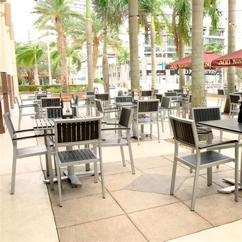 Outdoor Furniture for Commercial, Contract/Hospitality