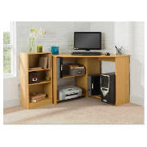 Fraser Corner Desk With Storage Corner Office Desks Reviews