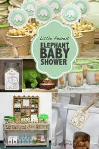 elephant themed baby shower decorations peanut elephant baby shower spaceships and laser