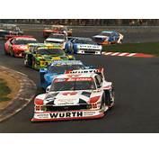AvD Oldtimer Grand Prix Zakspeed Ford Turbo Capri Trifft