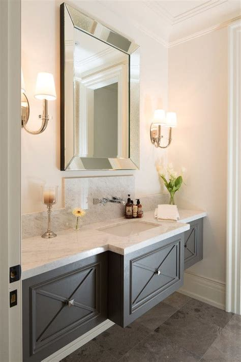 suspended bathroom vanity 17 best ideas about floating bathroom vanities on