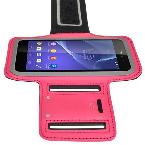 Running 0898 Casing For Sony Xperia M4 Aqua Hardcase 2d running sports armband for sony xperia m4 aqua fitness cover ebay