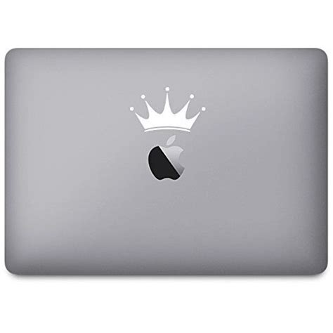 Apple Crown Sticker