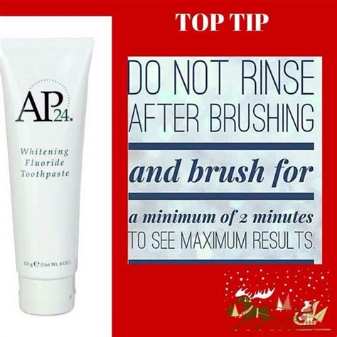 10 Tips For Using The Nu Skin Galvanic Spa by Ap 24 Whitening Toothpaste Dile Adi 243 S A Las Pastas
