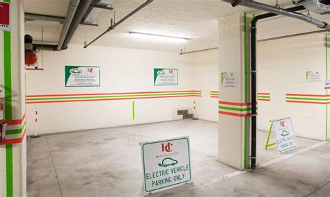 Battery Parking Garage Rates by Eco Sustainable Parking Hotel Calissano