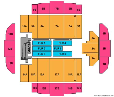 tacoma dome seating view tacoma dome tickets events schedule