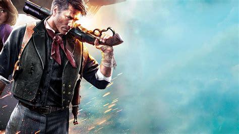 2048x1152 2016 Bioshock Infinite Game 2048x1152 Resolution ... Games Wallpaper Hd