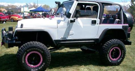 girly black jeep girly jeep 1 jeeps rock pinterest jeeps girly