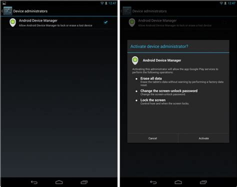 adm android android device manager to get remote password changing and device locking report says