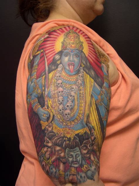kali tattoo 1000 images about buddhist hindu on