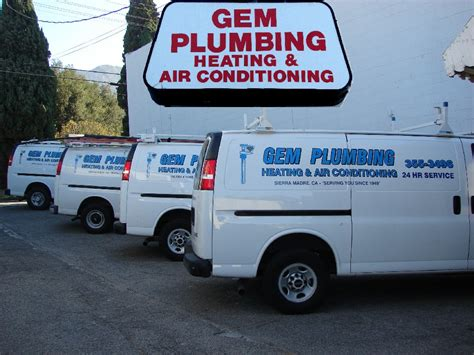 Plumbing Air Conditioning by Gem Plumbing Heating And Air Conditioning Madre