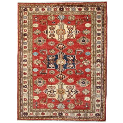 rugs from afghanistan kazak rugs style rugs carpet from afghanistan for sale at 1stdibs