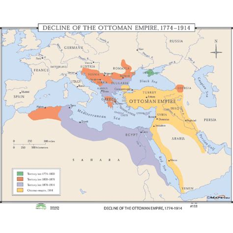 why is the ottoman empire important imperialism d muslim lands fall