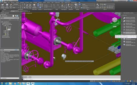 layout autocad 3d autocad plant 3d toolset 3d plant design software