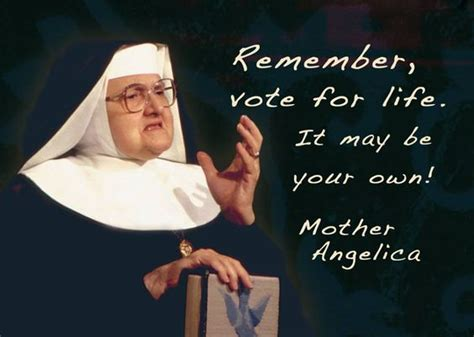 biography mother angelica mother angelica s prayer for the upcoming president