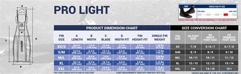 cressi light swim fins size chart cressi fins size chart olala propx co