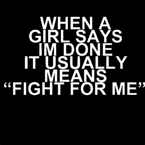 Is It To Protect Your In A Fight by I M Done Fight For And Relationships On