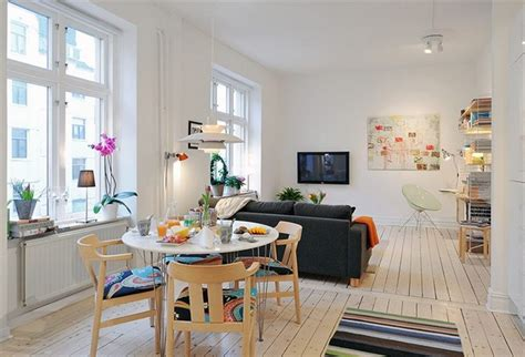 Idea Design Interior Well Planned Small Apartment With An Inviting Interior