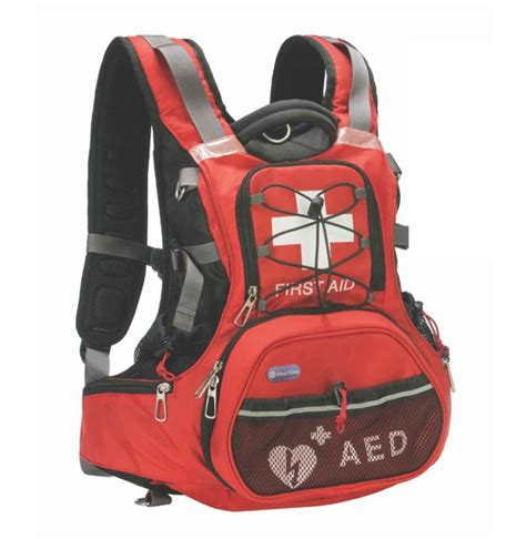 Mobil Rescue heartsine mobile aed rescue backpack