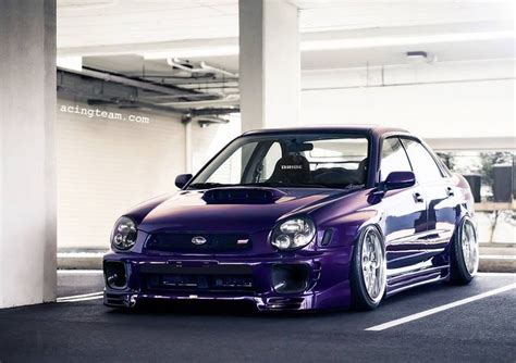 purple subaru impreza 72 best purple images on pinterest cars dream cars and