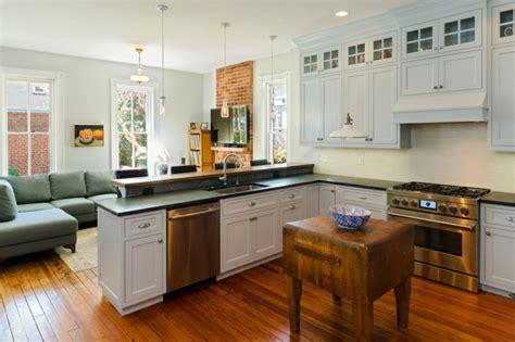 kleine küche und esszimmer design k 252 che landhausstil klein
