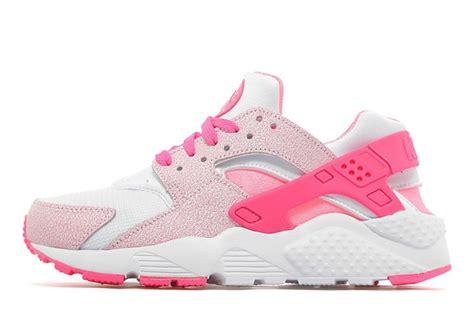 Pink Pattern Huaraches | nike air huarache gs quot pink pow quot sneakernews com