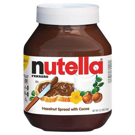 Salad Pasta by Nutella Hazelnut Spread 35 2 Oz Target