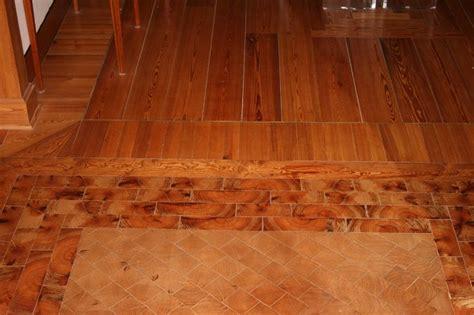 Wood Flooring And Inlays Hardwood Floor Inlay Miami By Goodwin Pine Company