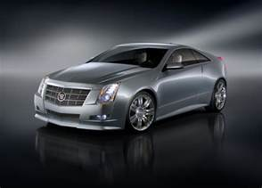 Cadillace Cts 2011 Cadillac Cts Coupe