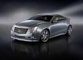 Cadillac Cta 2011 Cadillac Cts Coupe