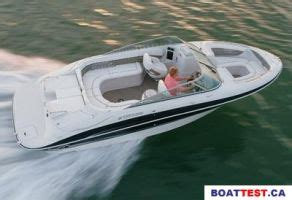 four winns boat test 2004 four winns four winns horizon 250 boat test review