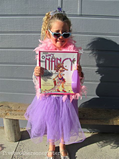Handmade Fancy Dress Ideas - 25 best ideas about book character costumes on