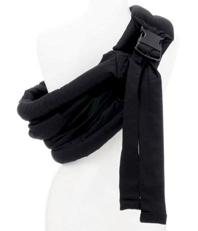 The Baba Sling Baby Carrier One Colour Black T2909 baba sling standard black baby carriers walmart canada