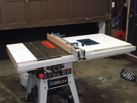 diy table saw and router table combo plans plans free