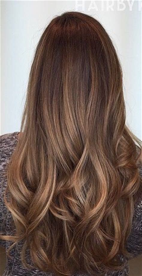 ombre highlights and lowlights for brown hair 45 sunny and sophisticated brown with blonde highlight looks