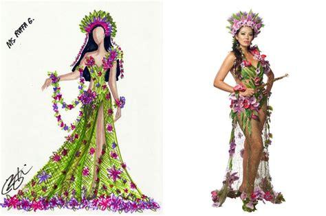 garden costume ideas enchanted garden ruffa costume design make up inspirations photos enchanted