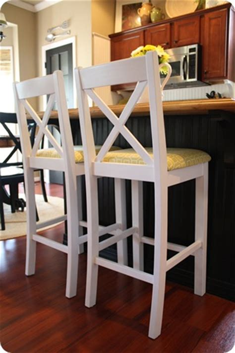 bar stools garden ridge love for the ridge from thrifty decor chick