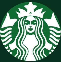 How To Draw Logo How To Draw The Starbucks Logo Step By Step Symbols Pop
