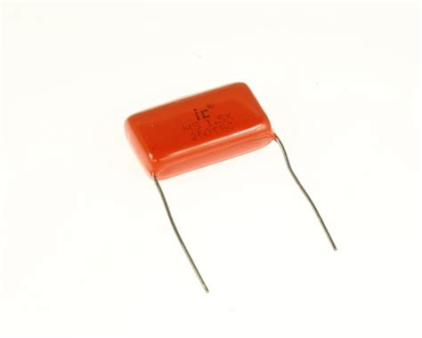 capacitor metalized polyester 155ms250k illinois capacitor capacitor 1 5uf 250v metalized polyester radial 2020070571