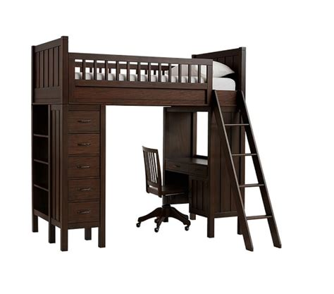 bunk bed system c bunk bed system pottery barn