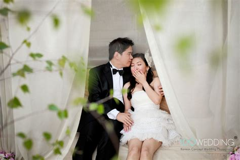 Makeup Pre Wedding korean wedding photography by idowedding mingloon ruby