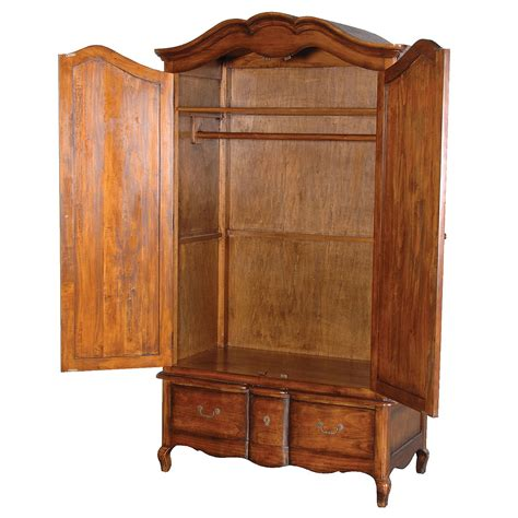Antique Wardrobes by Wardrobes Armoires Bedroom Company