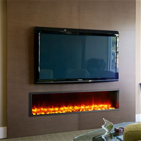 dynasty 63 in built in electric fireplace dy bt63