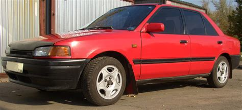 1992 mazda 323 pictures 1600cc gasoline ff manual for sale
