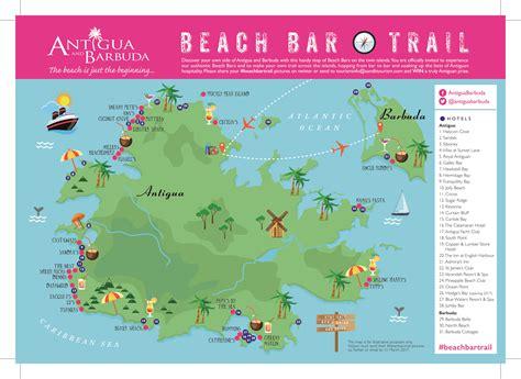 antigua and barbuda map visit antigua and barbuda bars and win free stuff